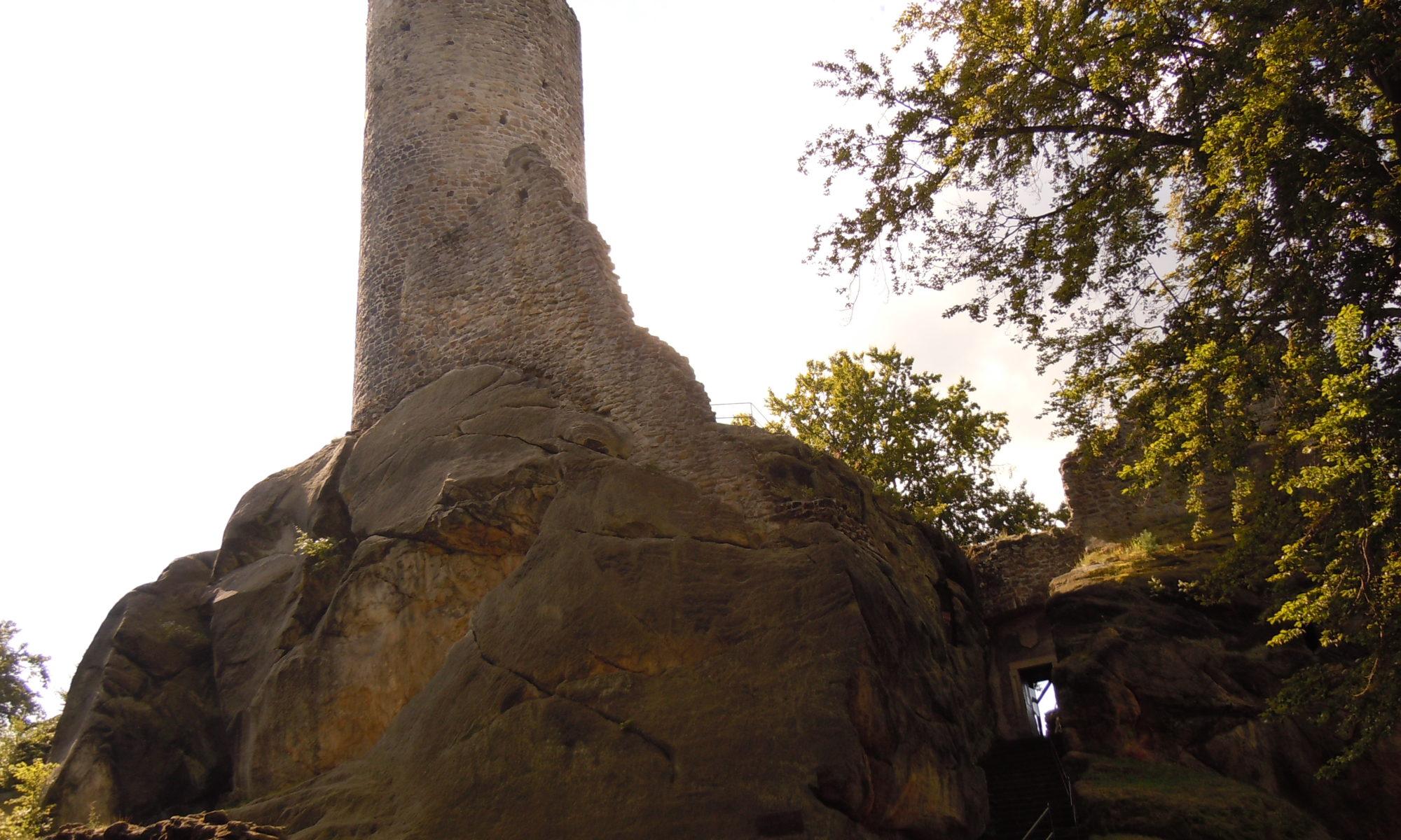 Frýdštejn hrad
